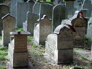 cmentarz żydowski na Kazimierzu