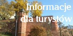 Informacje dla turystów