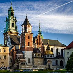 katedra Wawelska w stylu renesansowym