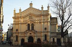 Synagoga na Miodowej w Krakowie