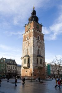 Kraków ratusz