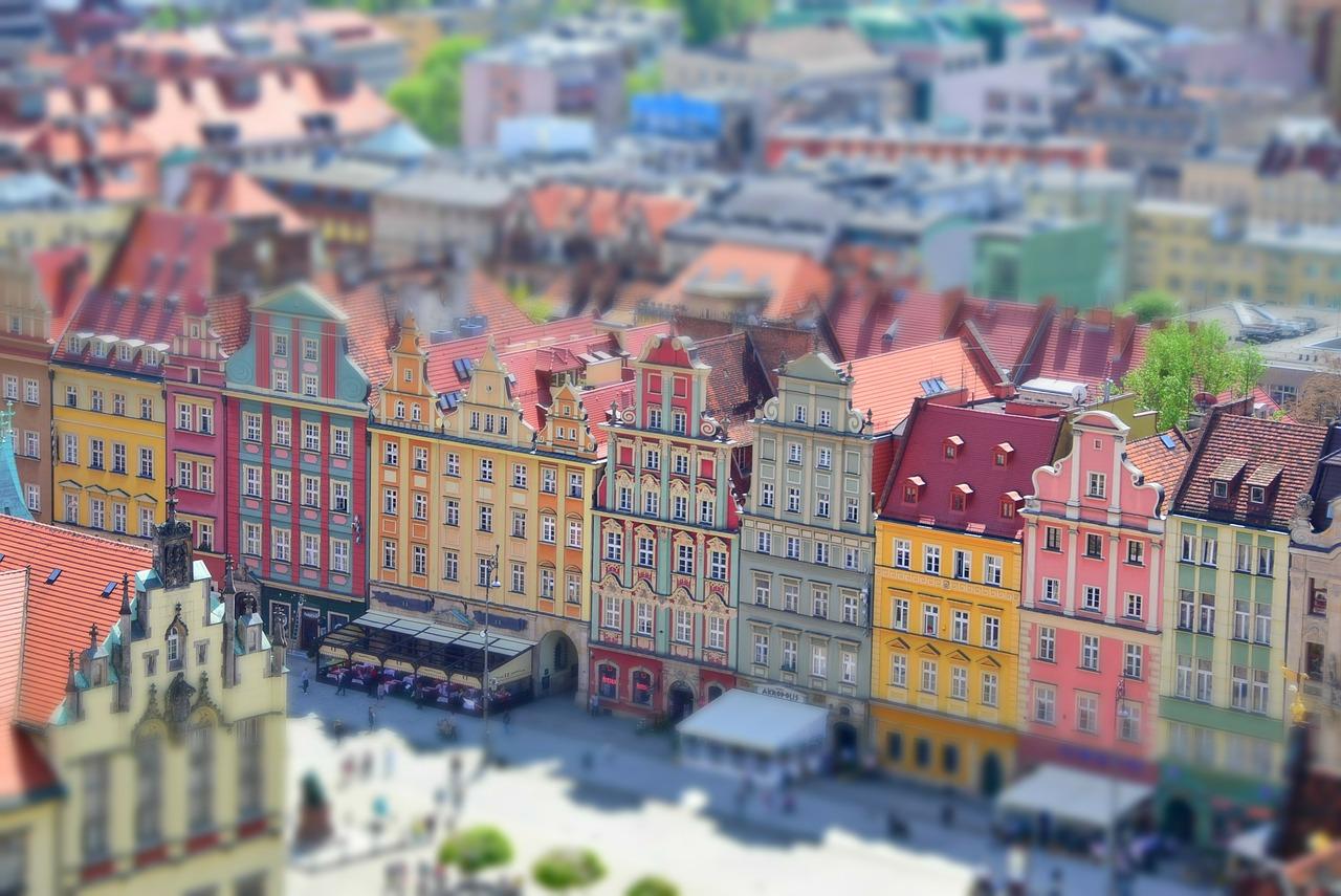 Miasto Wrocław - ciekawe turystycznie